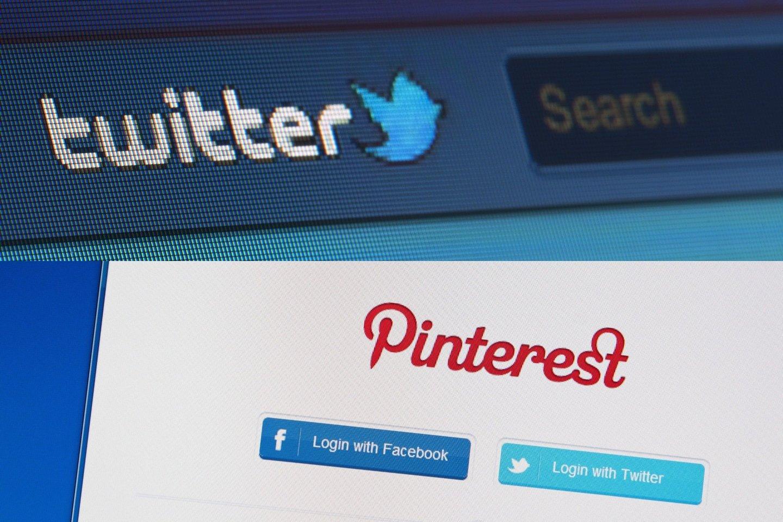 """Turkija antradienį paskelbė uždraudusi skelbti reklamą per socialinius tinklus """"Twitter"""", """"Periscope"""" ir """"Pinterest"""", nes juos valdančios bendrovės nesilaiko prieštaringai vertinamo Turkijos įstatymo, reikalaujančio, kad platformos paskirtų savo teisinius atstovus šalyje.<br>123rf nuotr., lrytas.lt mont."""