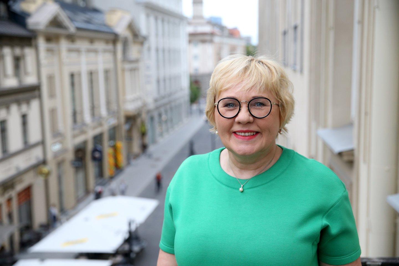 Akušerė ginekologė Gražina Bogdanskienė sako, kad apie 10-20 proc. visų šeimų yra nevaisingos, o po 10-15 metų su vaisingumo problemomis susidurs kas trečia pora.<br>R.Danisevičiaus nuotr.