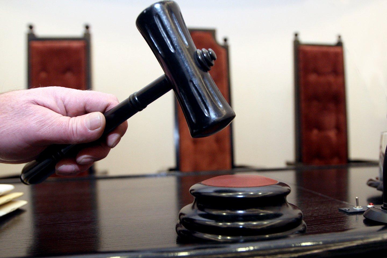 Konstituciniame Teisme - vis dar nepaskirtas pirmininkas.<br>R.Jurgaičio nuotr.