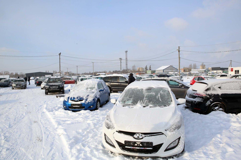 Daug netikėtumų į automobilių rinką atnešusi pandemija sumaišė visas kortas.<br>M.Patašiaus nuotr.