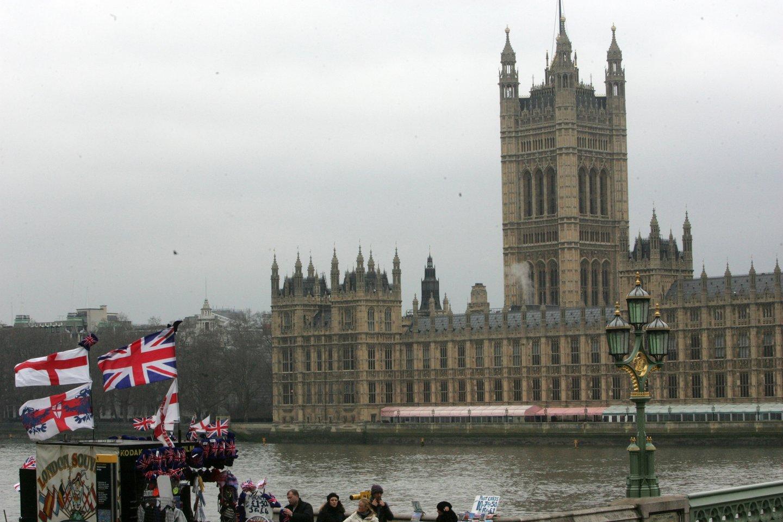 """Po """"Brexit"""" galimybės įsidarbinti Jungtinėje Karalystėje – miglotos.<br>""""Lietuvos ryto"""" archyvo nuotr."""