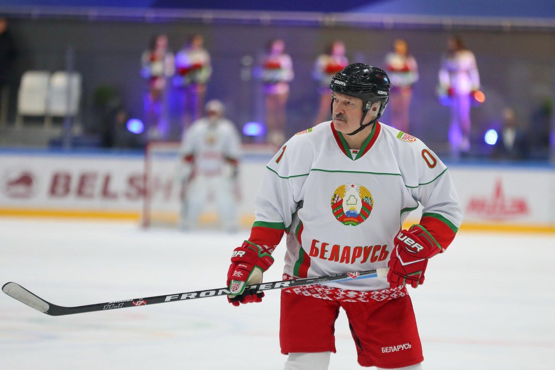 Iš A.Lukašenkos valdomos Baltarusijos atimtas dar vienas pasaulio čempionatas.<br>Reuters/Scanpix.com nuotr.