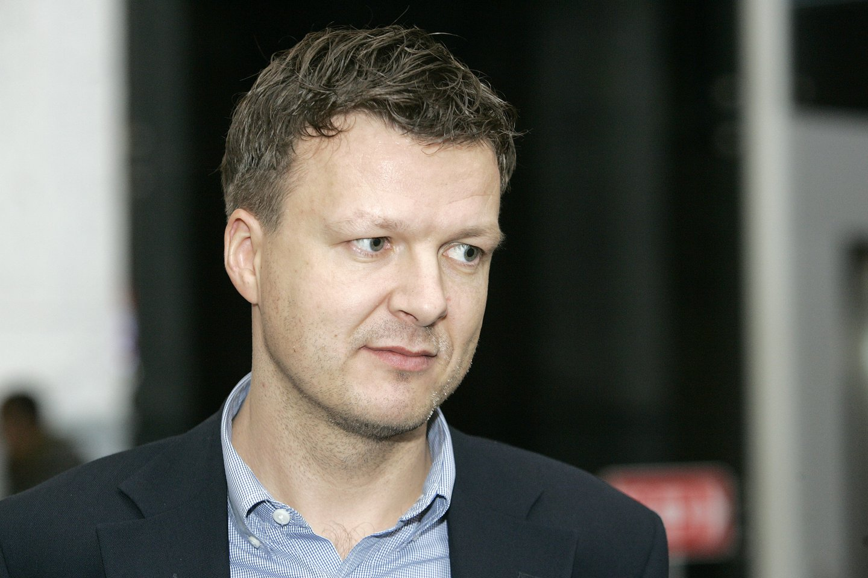 M.Lapinskas.<br>V.Balkūno nuotr.