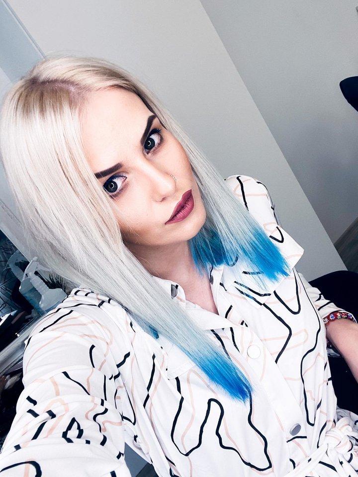 Edita Rupeikaitė-Martinavičienė.<br>Asmeninio albumo nuotr.