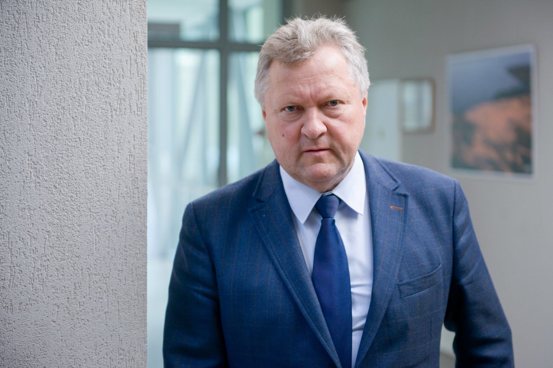 K.Starkevičius.<br>J.Stacevičiaus nuotr.