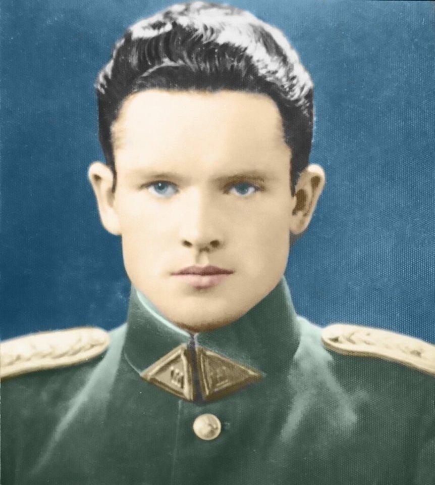 S.Foti savo senelį J.Noreiką nevengia vadinti nacių nusikaltėliu ir apgailestauja, kad Lietuvoje jis laikomas didvyriu.<br>silviafoti.com nuotr.
