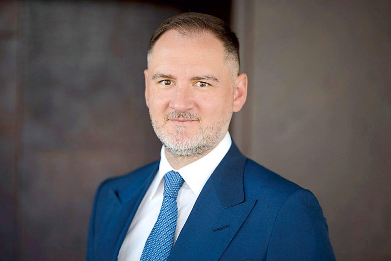 """Vilius Kavaliauskas, """"Lewben"""" valdybos pirmininkas, CEO."""