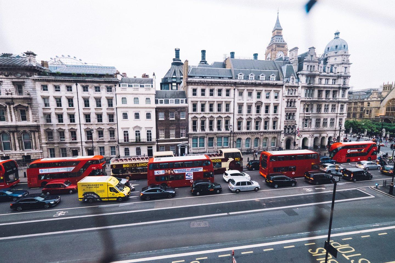 Didžiojoje Britanijoje automobilių gamyba praėjusiais metais dėl pandemijos pasiekė žemiausią lygį per 36 metus,<br>www.unsplash.com nuotr.
