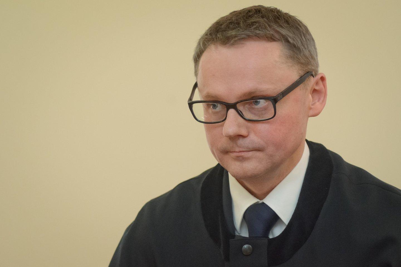 Vytautas Mizaras.<br>D.Umbraso nuotr.