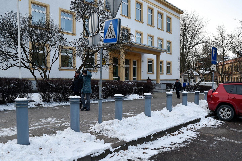 1992 m. Vilniuje atidaryta Vokietijos ambasada.<br>V.Ščiavinsko nuotr.