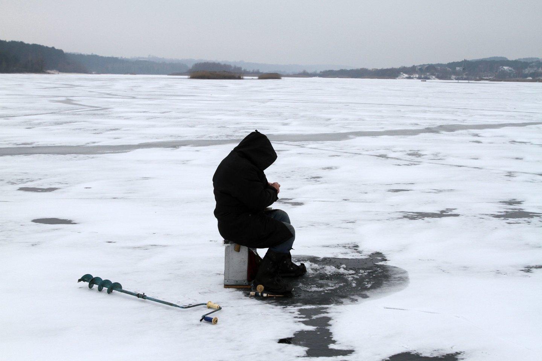 Pasak aplinkosaugininkų, kasmetine akcija siekiama užtikrinti lydekų apsaugą prieš jų nerštą ir neršto metu. Draudimas žvejoti šias žuvis galioja visuose Lietuvos vandens telkiniuose ir yra taikomas tiek mėgėjams, tiek verslininkams.<br>M.Patašiaus nuotr.