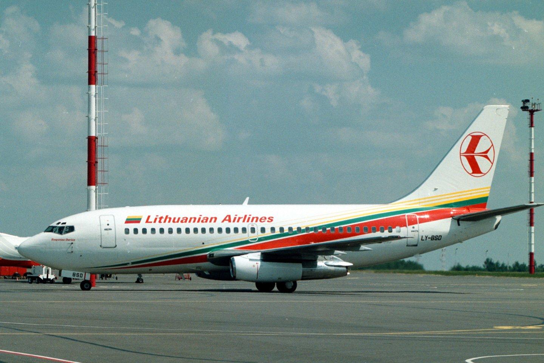1992 m. Lietuva įstojo į Tarptautinę civilinės aviacijos organizaciją.<br>J.Staselio nuotr.