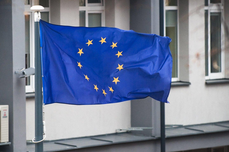 1992 m. 12 Europos Bendrijos valstybių narių Olandijos mieste Mastrichte pasirašė sutartį, kuria įsteigė Europos Sąjungą. Mastrichto sutartis įsigaliojo 1993 m. lapkričio 1 d.<br>V.Ščiavinsko nuotr.