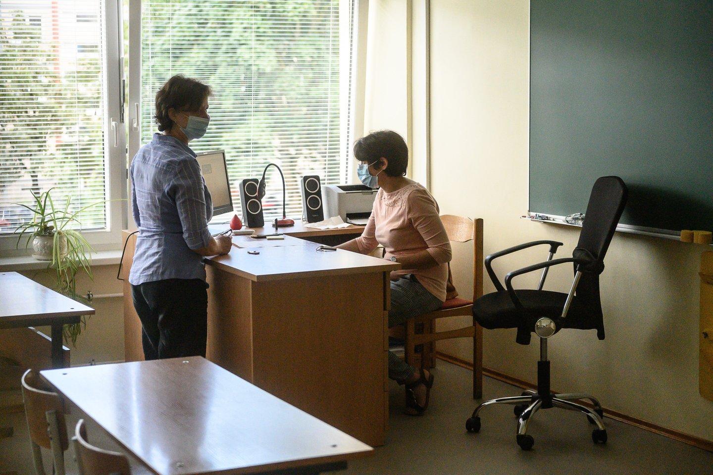 Mokinių konsultacijoms – papildomi 650 tūkst. eurų iš Vyriausybės rezervo.<br>V.Skaraičio nuotr.