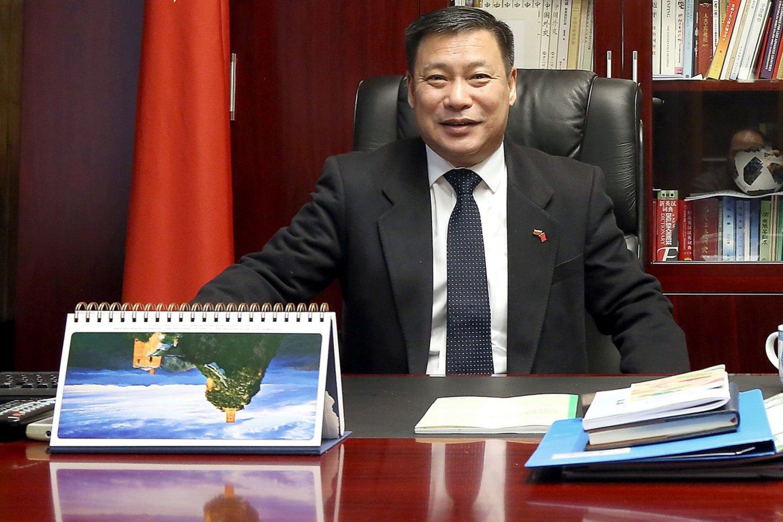 Xi Jingpingas: Kinijos raida nekelia grėsmės jokiai valstybei
