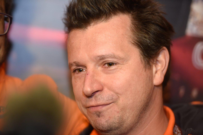 Antanas Juknevičius.<br>D.Umbraso nuotr.