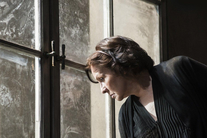 Aktorė E.Gabrėnaitė visą gyvenimą atidavė scenai.<br>D.Matvejevo nuotr.