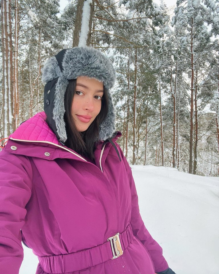 Karolina Meschino.<br>Asmeninio albumo nuotr.