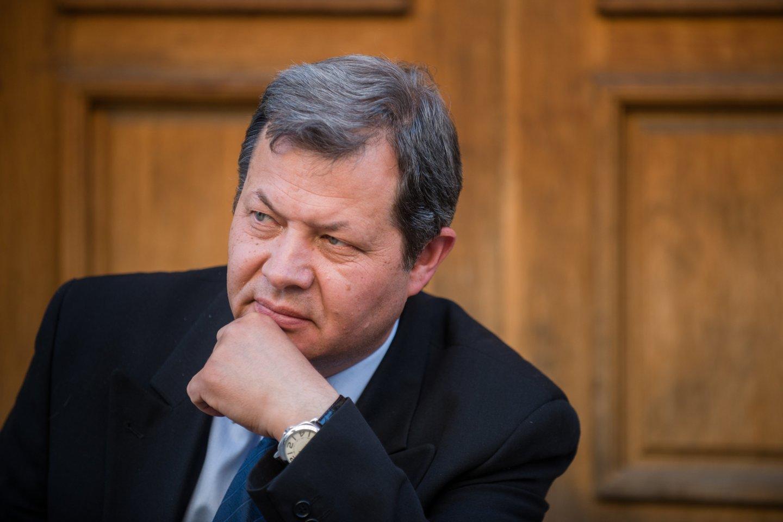A.Jakubausko manymu, jo adresu pažerti įtarimai yra iš piršto laužti.<br>J.Stacevičiaus nuotr.
