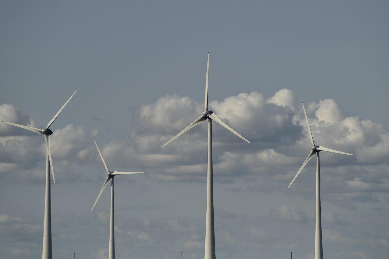 Pagamintos elektros energijos kiekis didžiosiose, prie tinklo prijungtose elektrinėse didėjo kone 6 proc.<br>V.Ščiavinsko nuotr.
