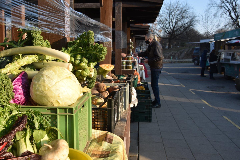 Įvairūs ribojimai, atsargų kaupimo ir logistikos problemos pasaulyje netrukus gali padaryti įtaką žemės ūkio produktų kainoms.<br>A.Srėbalienės nuotr.