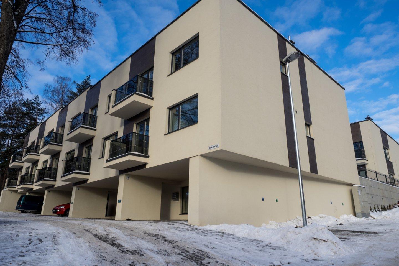 Praėjusių metų žvaigžde senos statybos rinkoje būtų galima įvardyti Vilniaus nuosavų namų ir kotedžų segmentą, kuris sėkmingai atlaikė abu karantinus, sąstingį būsto rinkoje ir metus užbaigė su 11 proc. sandorių augimu.<br>V.Ščiavinsko nuotr.