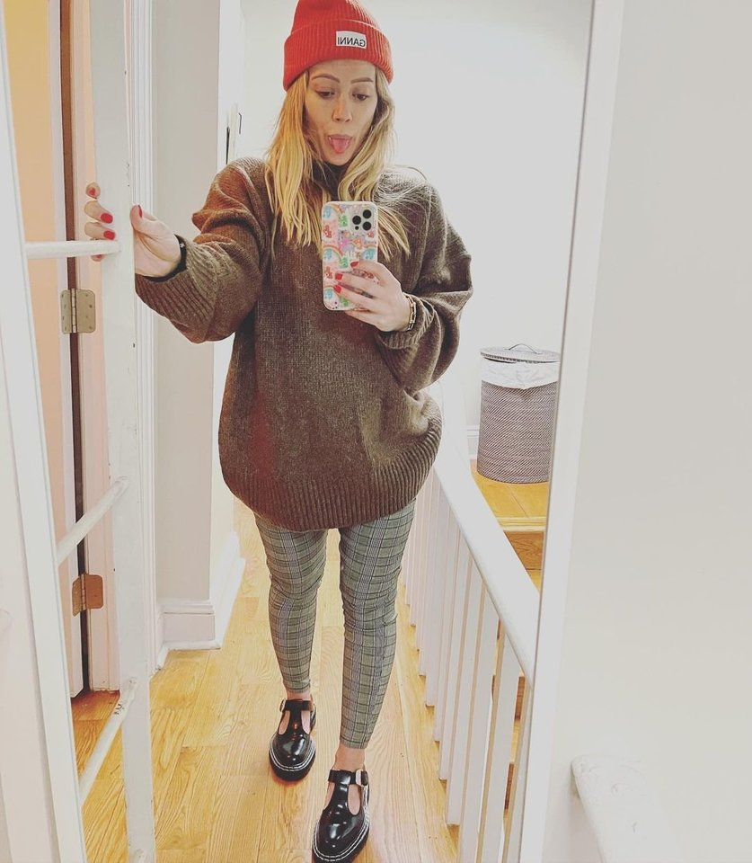 Hilary Duff.<br>Soc. tinklo nuotr.