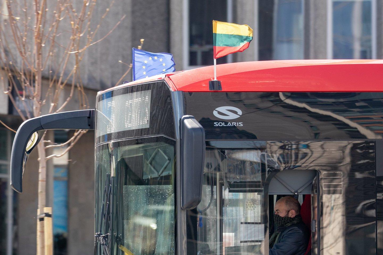 Lietuvos valstybės atkūrimo dieną Vilnius kviečia sutikti saugioje namų aplinkoje, o visas keliones po miestą planuotis atsakingai, nesibūriuoti.<br>Pranešėjų spaudai nuotr.