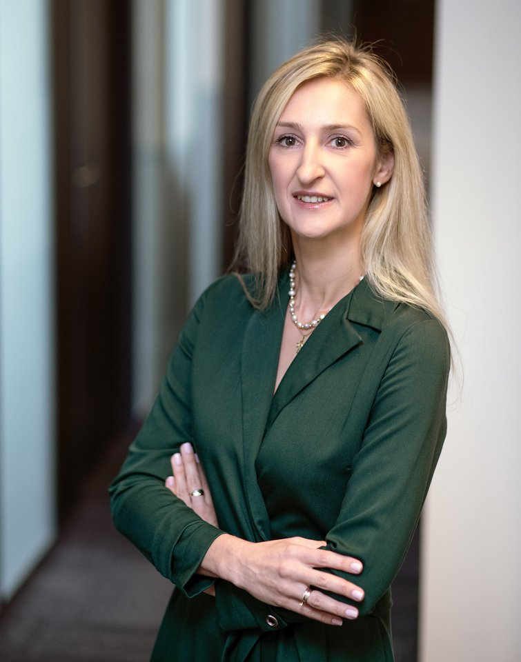 Alina Leonavičienė.