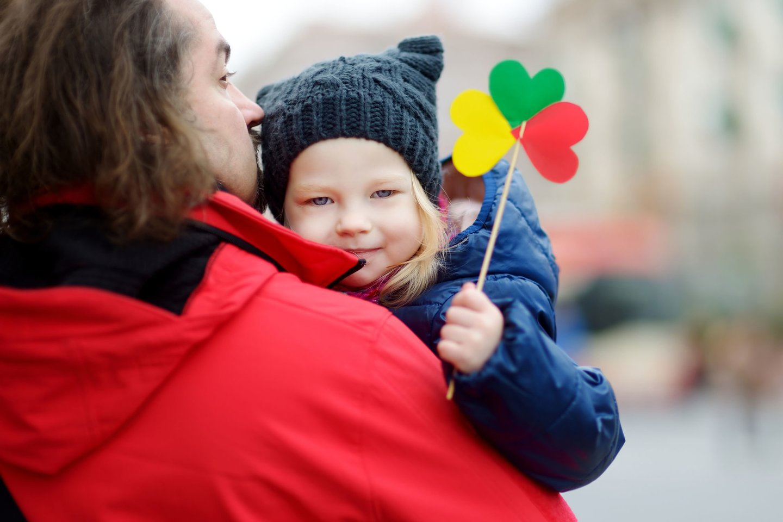 Vasario 16-tą gimsta vis mažiau vaikų.<br>123rf nuotr.
