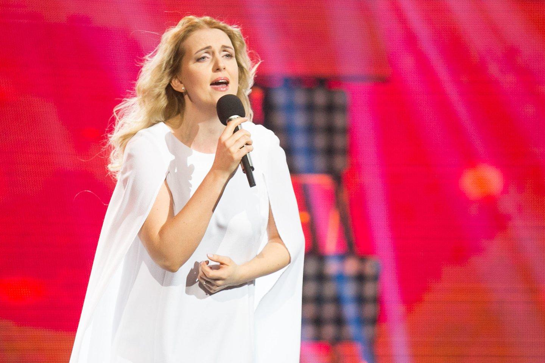 Rūta Ščiogolevaitė.<br>T.Bauro nuotr.