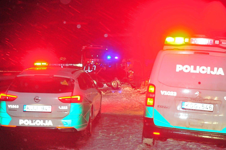 Policija<br>A.Vaitkevičiaus asociatyvi nuotr.