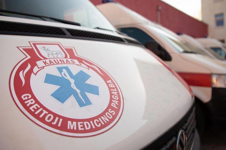 Automobilyje bus įrengta operacijų vadovo, mobiliųjų pajėgų ir pacientų srautų reguliavimo vietos.<br>lrytas.lt archyvo nuotr.