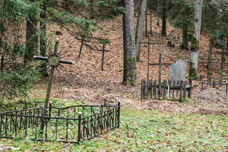 Našlaičių kapinės Vilniuje<br>V.Skaraičio nuotr.