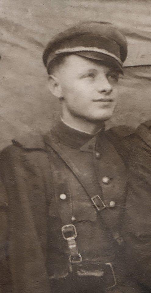 Vytautas Miškinis – Viesulas.<br>LGGRTC nuotr.