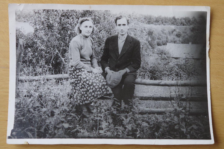 Pasak dukros, sutuoktiniai Jakavoniai gražiai sutarė ir vienas ant kito niekuomet nešaukdavo.<br>V.Ščiavinsko nuotr.