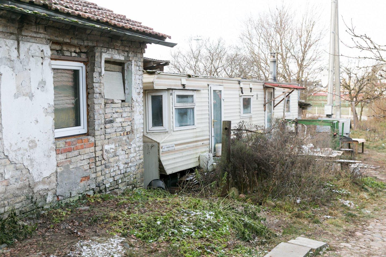 Anot L.Rekevičiaus, Naujininkai – pakankamai uždaras, šiek tiek kriminalinio atspalvio turintis rajonas, pasižymintis nemaža socialine atskirtimi.<br>T.Bauro nuotr.