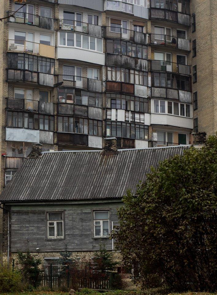 Anot L.Rekevičiaus, Naujininkai – pakankamai uždaras, šiek tiek kriminalinio atspalvio turintis rajonas, pasižymintis nemaža socialine atskirtimi.<br>V.Ščiavinsko nuotr.