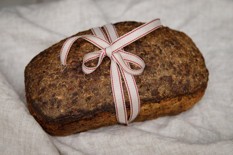 Naminė duonelė.