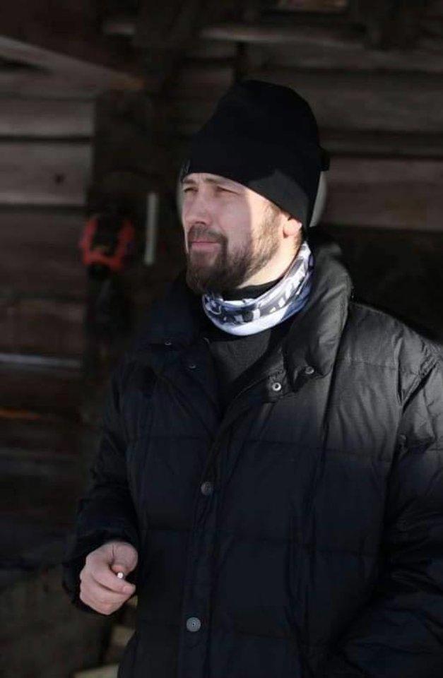 Pianistas Darius Mažintas Troškūnuose.<br>Ž. Zimnickaitės nuotr.