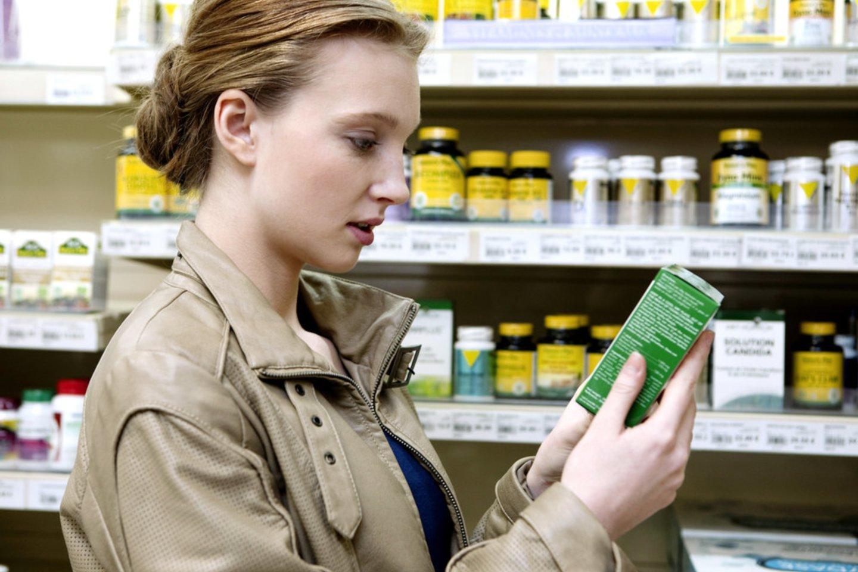 Šiuolaikinės technologijos atveria naujas galimybes ištirti, kiek įvairiuose augaluose yra skirtingų vitaminų, mineralų, mikroelementų bei antioksidantų.<br>LIVIN nuotr.