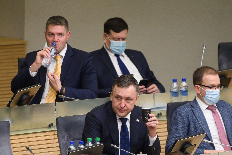Andrius Mazuronis, Valentinas Bukauskas, Antanas Guoga, Vytautas Gapšys<br>V.Skaraičio nuotr.