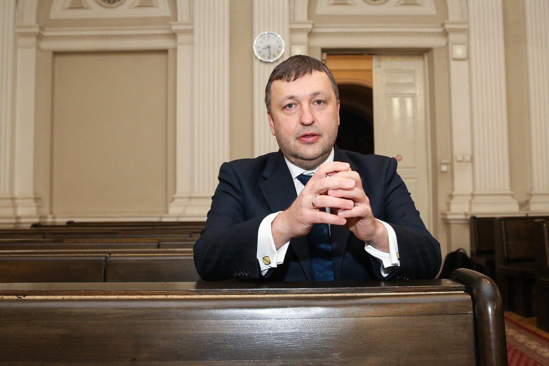 Antanas Guoga.<br>R.Danisevičiaus nuotr.