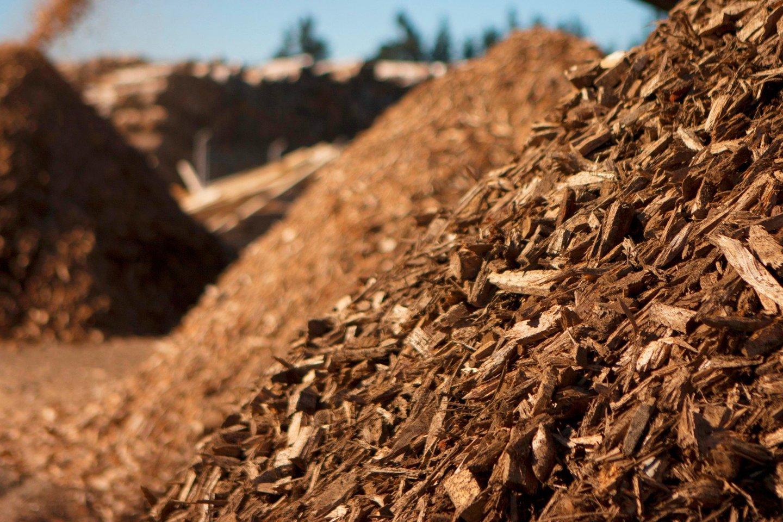 Lietuviškos įmonės kainomis negali konkuruoti su importiniu biokuru.<br>Organizatorių nuotr.
