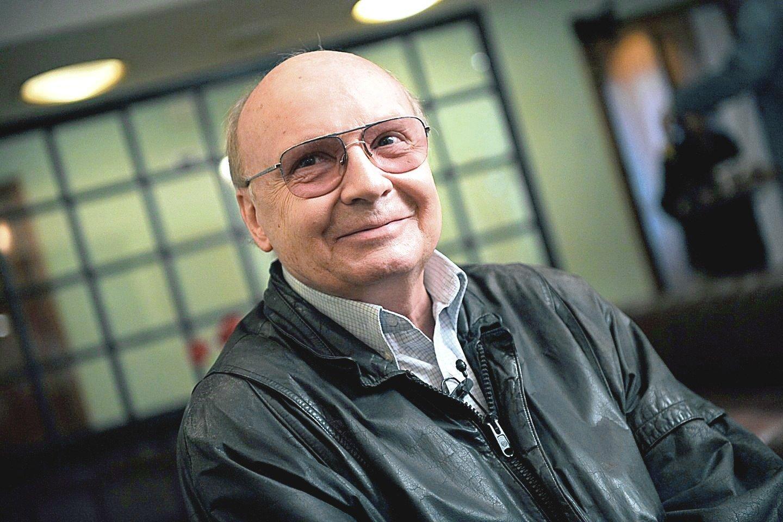 """A.Miagkovas nusifilmavo daugiau nei 50 juostų.<br>ITAR-TASS / """"Scanpix"""" nuotr."""