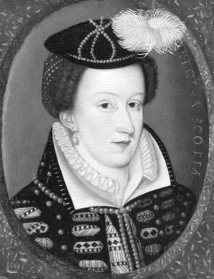 Škotijos karalienė Marija Stiuart.<br>Leidėjų nuotr.