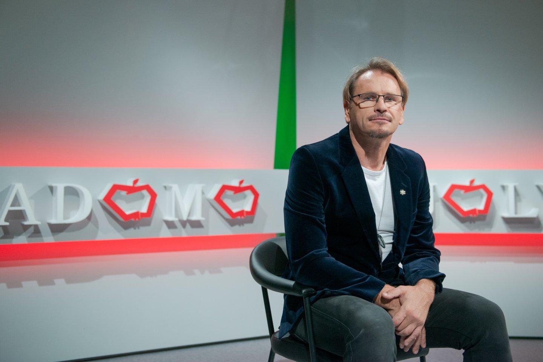 Marijonas Mikutavičius.<br>J.Stacevičiaus nuotr.