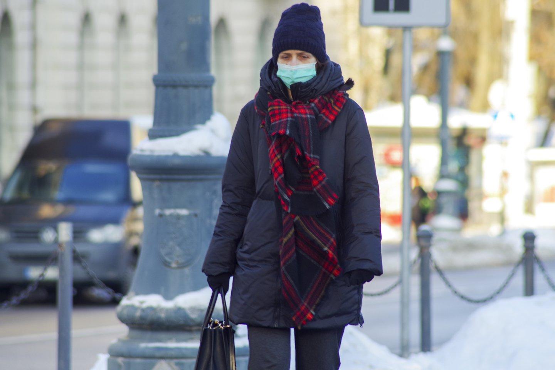 Stebimi tam tikri nerimą keliantys signalai, pirmadienį sakė vyriausioji šalies epidemiologė Loreta Ašoklienė.<br>V.Ščiavinsko nuotr.