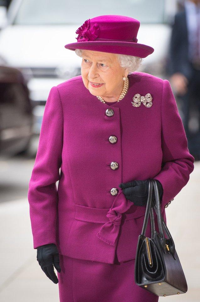 Karalienė Elizabeth II.<br>PA Wire/PA Images/Scanpix nuotr.