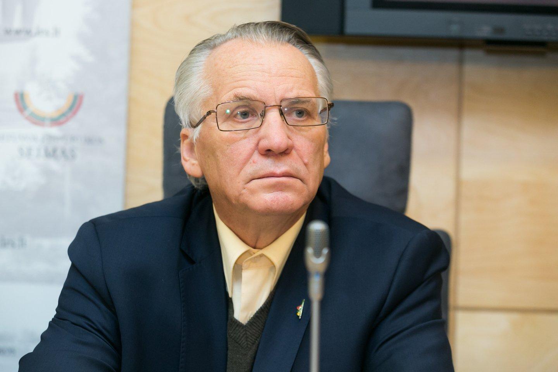 M. Laurinkus - buvęs Lietuvos ambasadorius Gruzijoje.<br>T.Bauro nuotr.